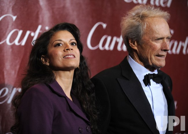 Clint Eastwood and wife Dina attend the Palm Springs International Film Festival Awards Gala in Palm Springs, California