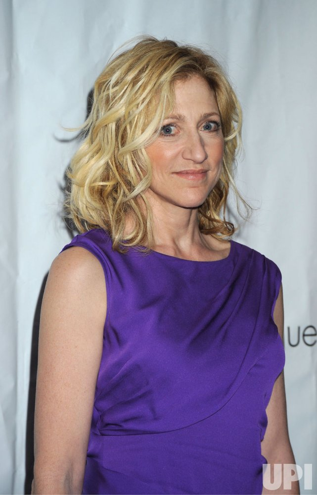 Edie Falco arrives for the Drama League Awards Ceremony and Luncheon