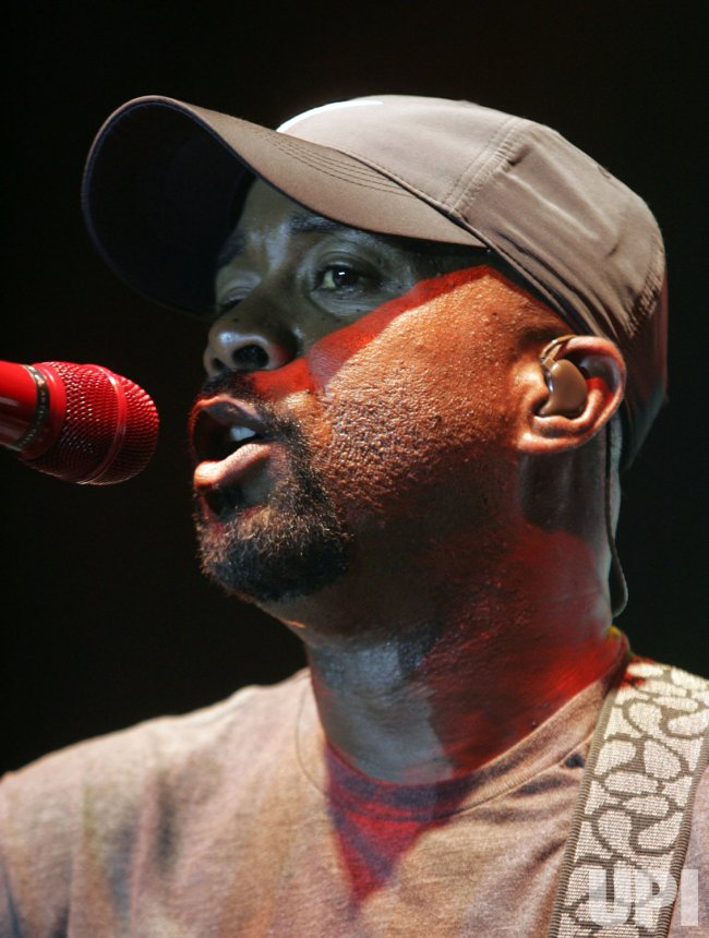 Darius Rucker performs in concert in Boca Raton, Florida