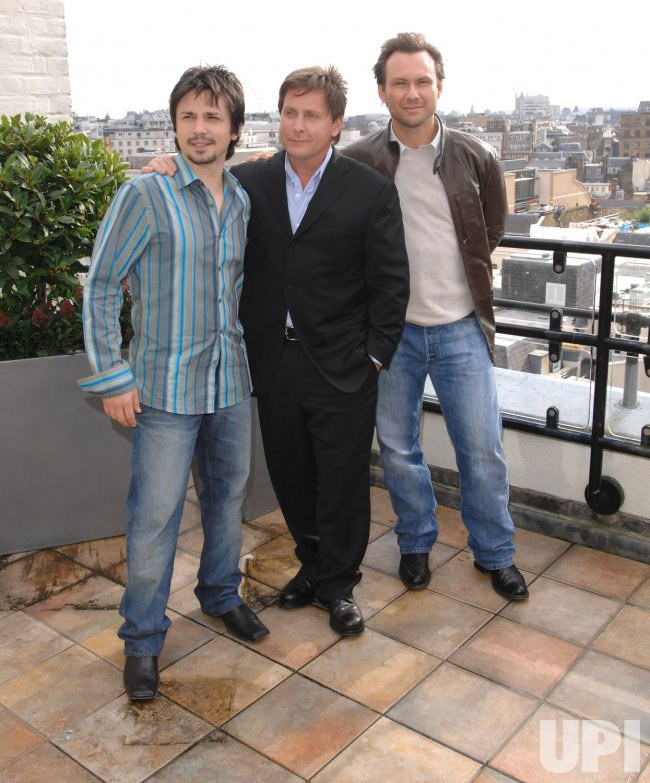 BOBBY PHOTOCALL IN LONDON