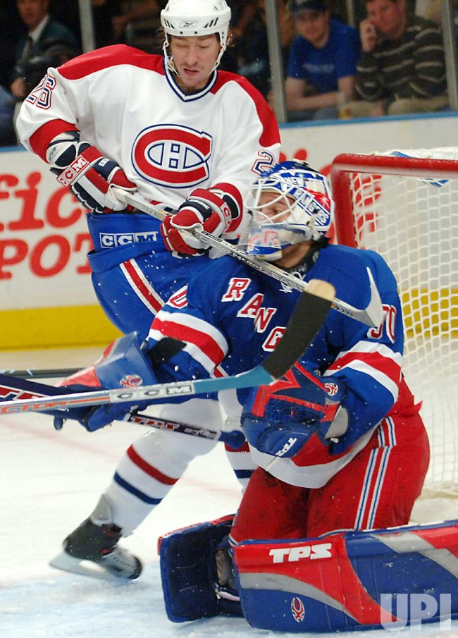 MONTREAL CANADIENS vs NEW YORK RANGERS