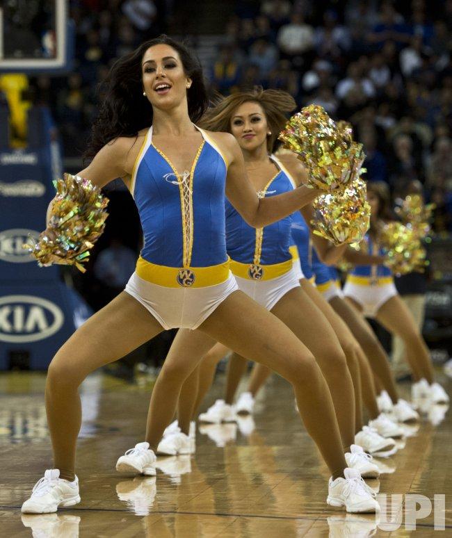 Portland Trail Blazers Stadium: Golden State Warriors Vs. Portland Trail Blazers