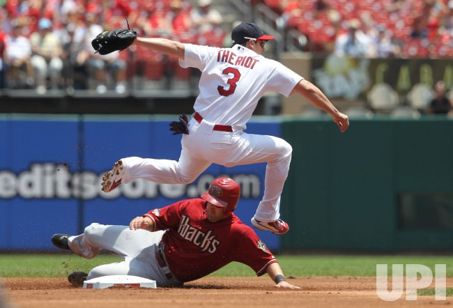 Arizona Diamondbacks vs St. Louis Cardinals