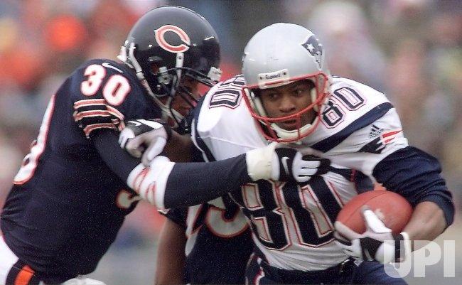 New England Patriots at Chicago Bears Football