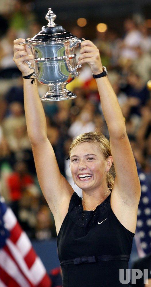 2006 U.S.OPEN WOMENS FINAL