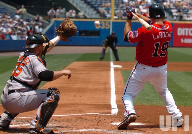 ATLANTA BRAVES VS BALTIMORE ORIOLES