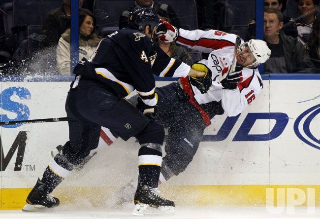 Washington Capitals vs St. Louis Blues