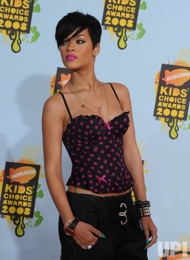 2008 Kid's Choice Awards in Los Angeles