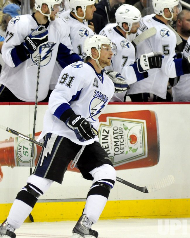 Lightning Stamkos Scores Second Goal in Pittsburgh
