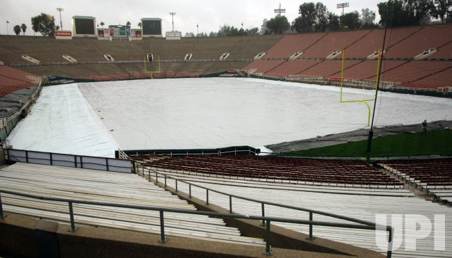 ROSE BOWL GAME PREPARATION