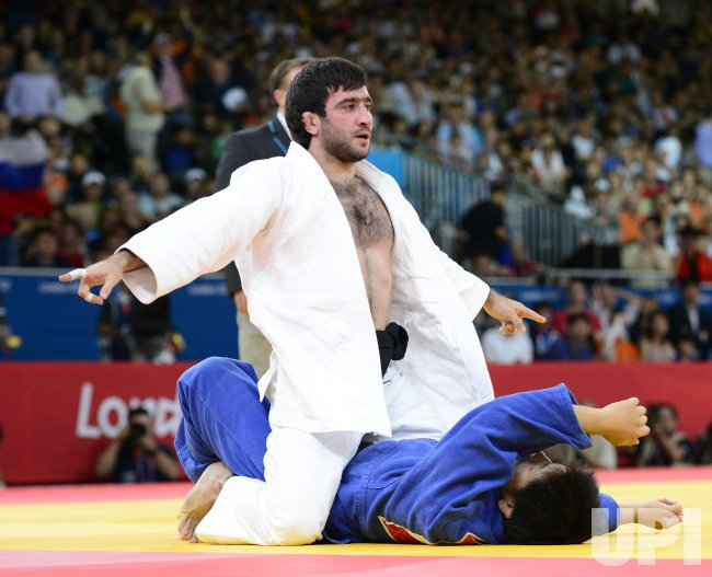 Men's 73kg Judo Gold Medal at the 2012 Olympics in London