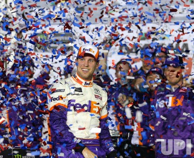 Denny Hamlin Win 2019 Daytona 500