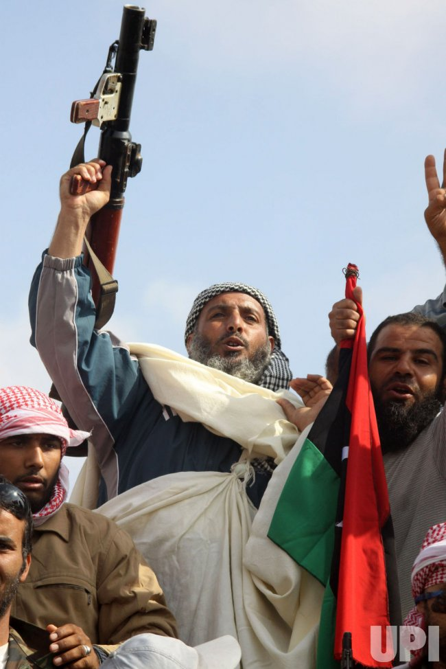 Libyans Celebrate the Liberation After Gadhafi's Death