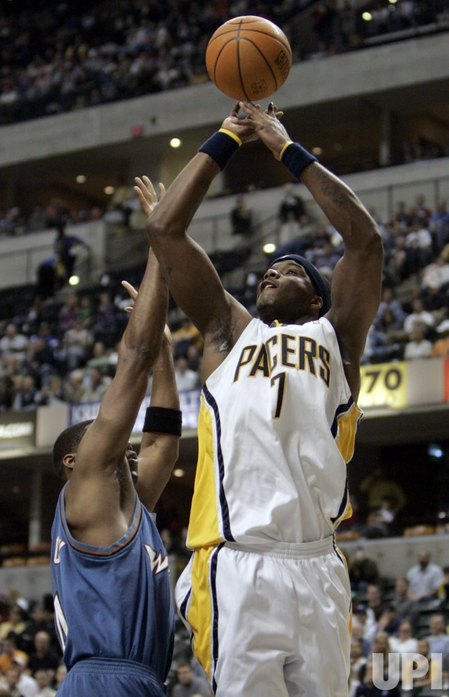 WASHINGTON WIZARDS VS INDIANA PACERS
