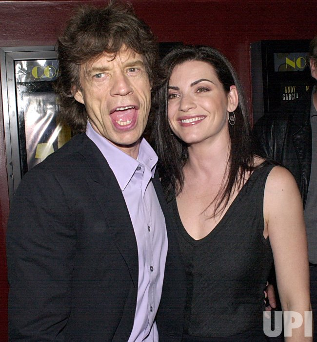 "Mick Jagger film premiere ""The Man From Elysian Fields"""