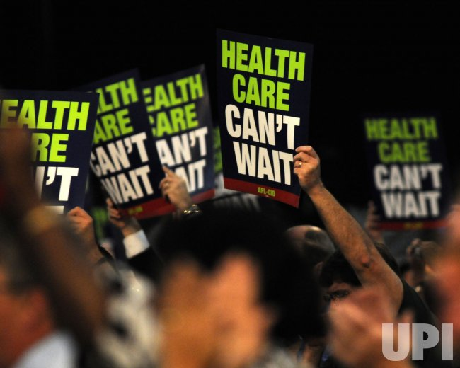 AFL-CIO National Convention Adopts Resolution for Healthcare