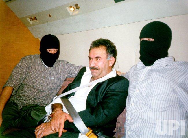PKK leader Abdullah Ocalan