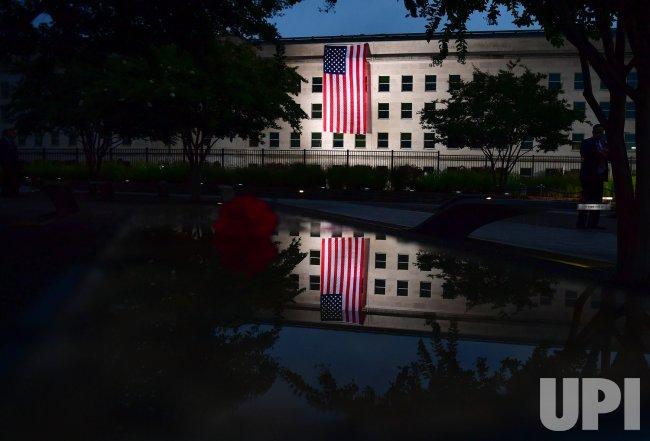 September 11 Memorial at the Pentagon