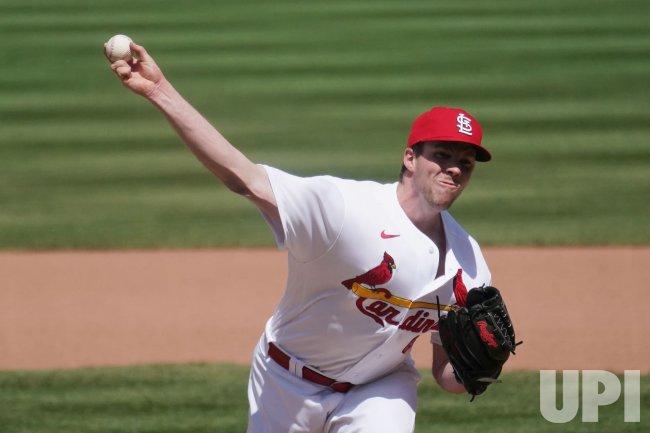 St. Louis Cardinals Pitcher Seth Elledge