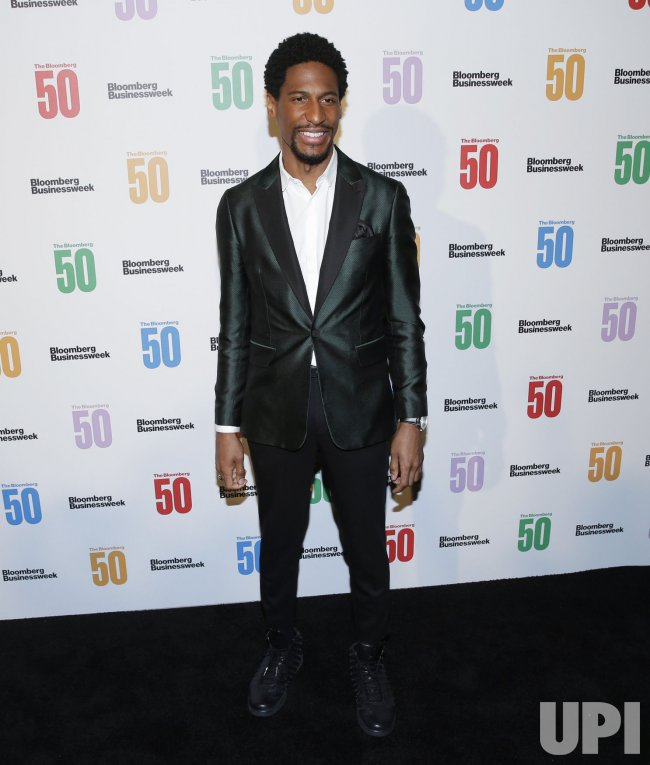 Jon Batiste at 'The Bloomberg 50