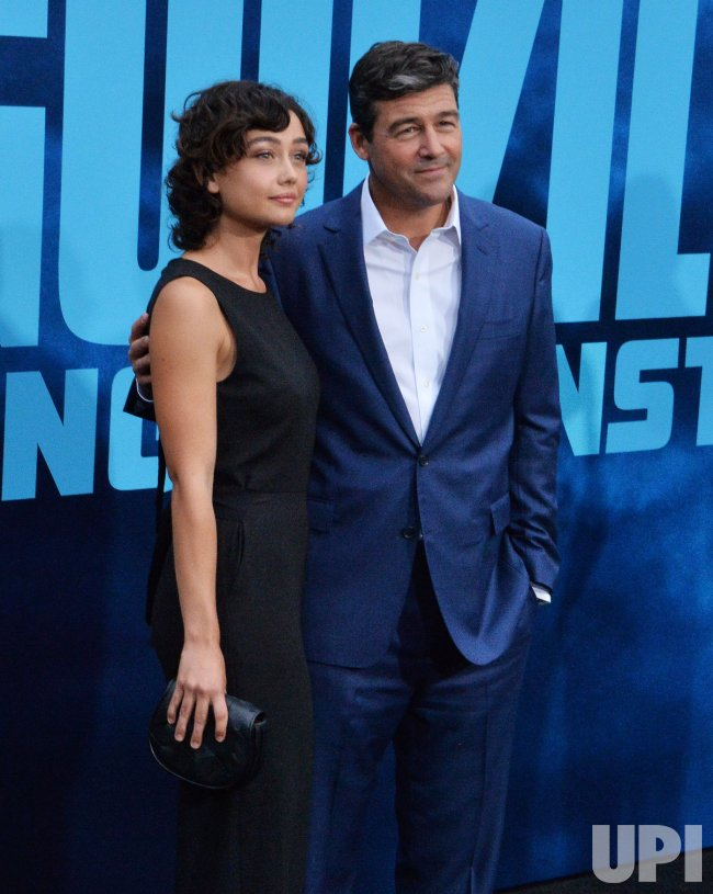 "Kyle Chandler attends the ""Godzilla: King of the Monsters' premiere in Los Angeles"