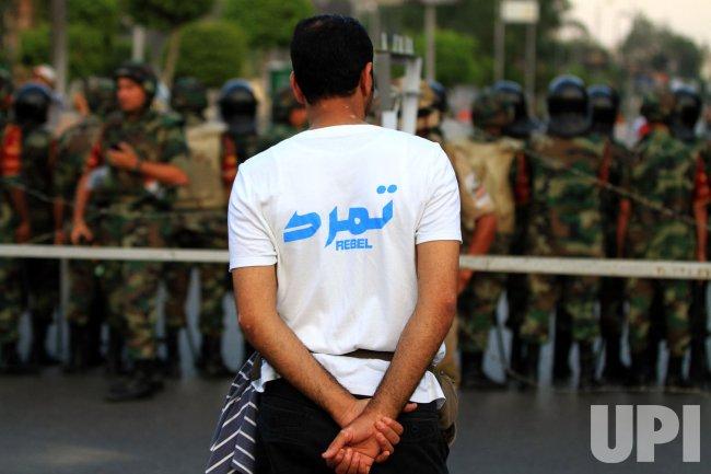 Egypt's army ousts President Mohammed Morsi