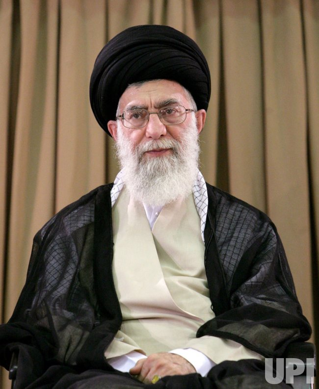 Iran's Supreme Leader Ayatollah Ali Khamenei warns opposition