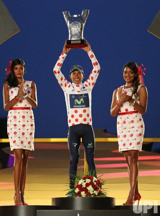 Tour de France concludes in Paris