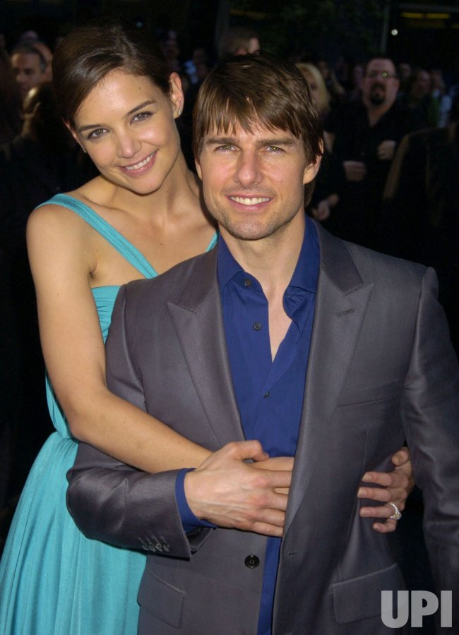 """TOM CRUISE FILM PREMIERE """"WAR OF THE WORLDS"""""""