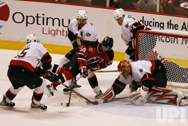OTTAWA SENATORS VS NEW JERSEY DEVILS IN EASTERN CONFERENCE SEMIFINALS