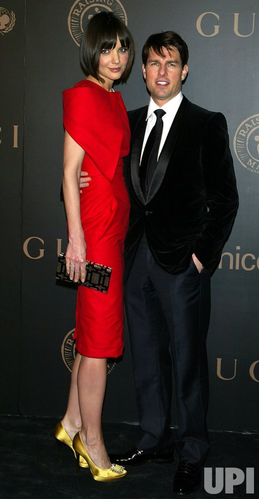 Madonna and Gucci Gala for UNICEF in New York