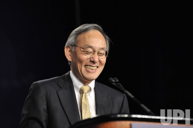 Chu laughs at CGI America in Chicago
