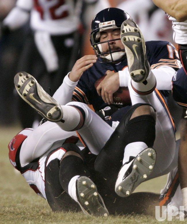 NFL FOOTBALL ATLANTA FALCONS VS CHICAGO BEARS