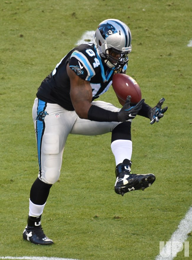 Panthers Kony Ealy picks Broncos Peyton Manning