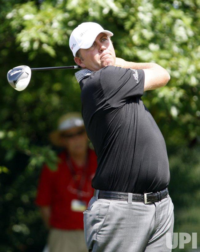 Bo Van Pelt plays in Wells Fargo Championship in Charlotte