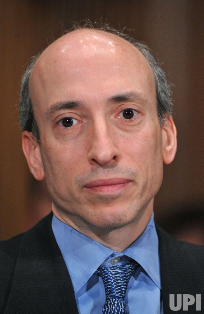 Commodity Futures Trading Commission Chairman Gary Gensler testifies in Washington