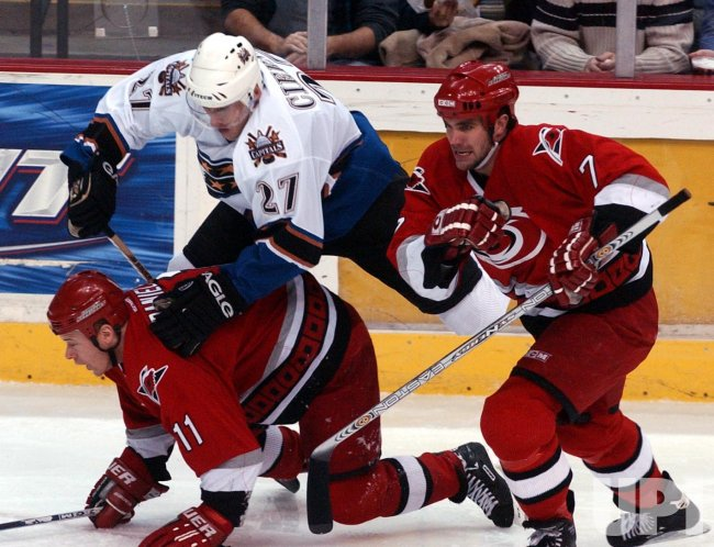 Washington Capitals vs Carolina Hurricanes