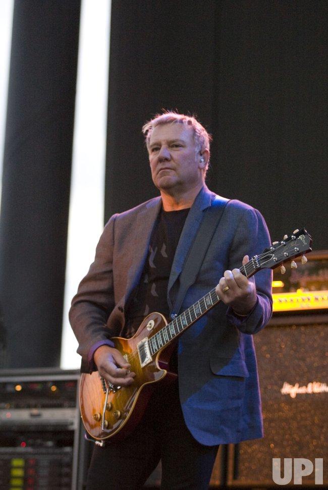Rush performs in George, Washington