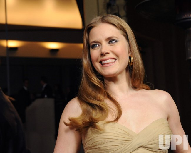 Amy Adams arrives at the DGA Awards in Los Angeles