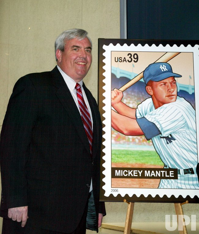 U.S. POSTAL SERVICE UNVEILS NEW BASEBALL STAMPS