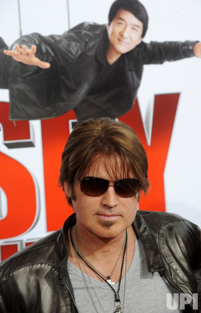 """Billy Ray Cyrus attends """"the Spy Next Door"""" premiere in Los Angeles"""