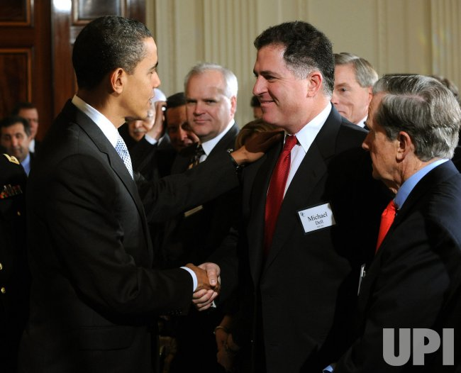 Obama speaks to Business Council in Washington