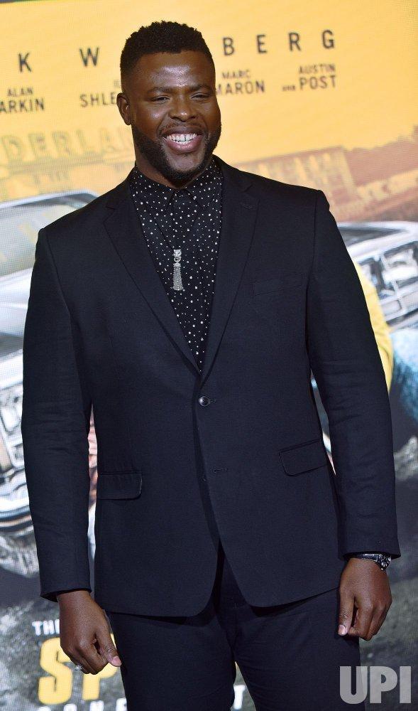 Winston Duke Attends Spenser Confidential Premiere In La Upi Com