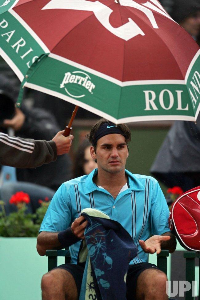 ROLLAND GARROS TENNIS TOURNAMENT