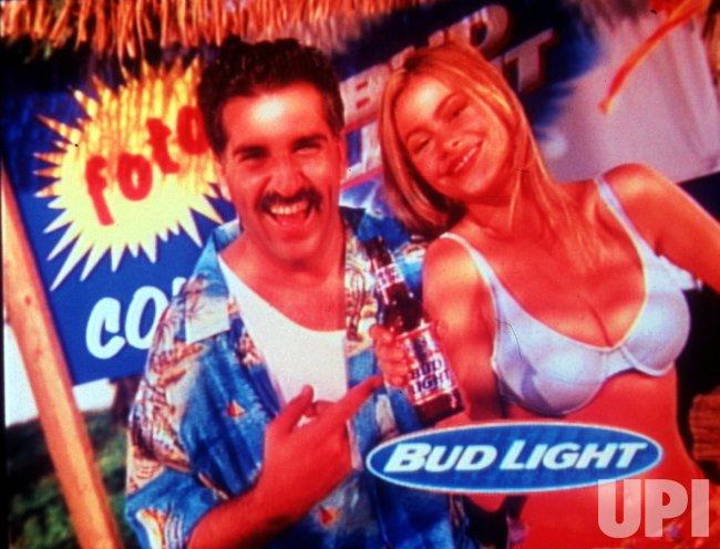 Sofia Vergara and Fernando Fiore in new Anheuser- Busch commercial
