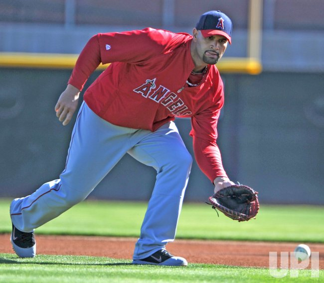 Albert Pujols fields in Arizona