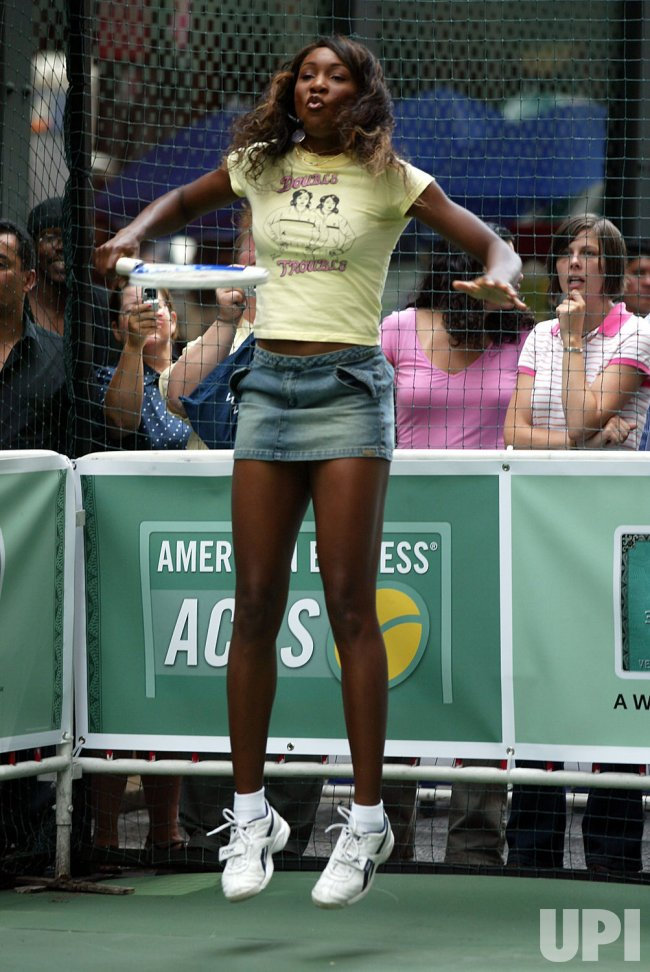 VENUS WILLIAMS ACES CHALLENGE
