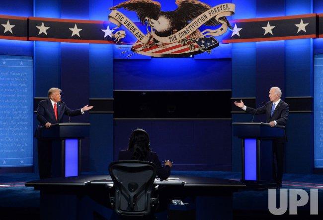 Presidential Debate at Belmont University in Nashville, Tennessee