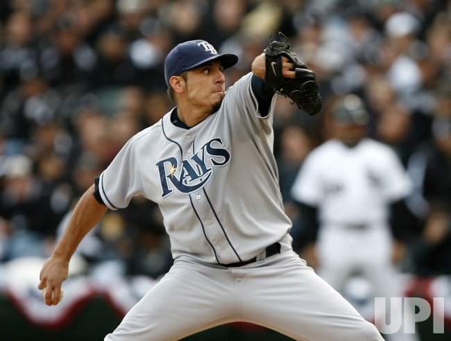 2008 American League Division Series game 3 Tampa Bay Rays vs. Chicago White Sox