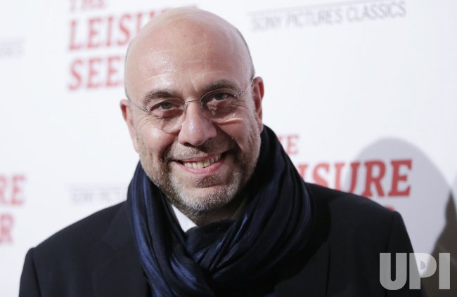 Paolo Virzi at 'The Leisure Seeker' New York Screening